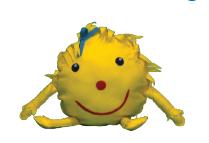 sunny puppet