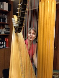 Barbara Allen/Harp